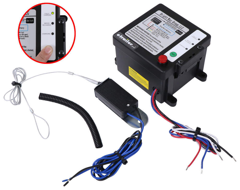 BW94FR - .5 Amp Charger Bright Way Kit with Charger