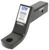 BWBMHD30212 - Drop - 4 Inch,Rise - 3 Inch B and W Fixed Ball Mount