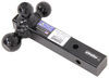 b and w trailer hitch ball mount drop - none rise class iv 10000 lbs gtw bwbmtt31004