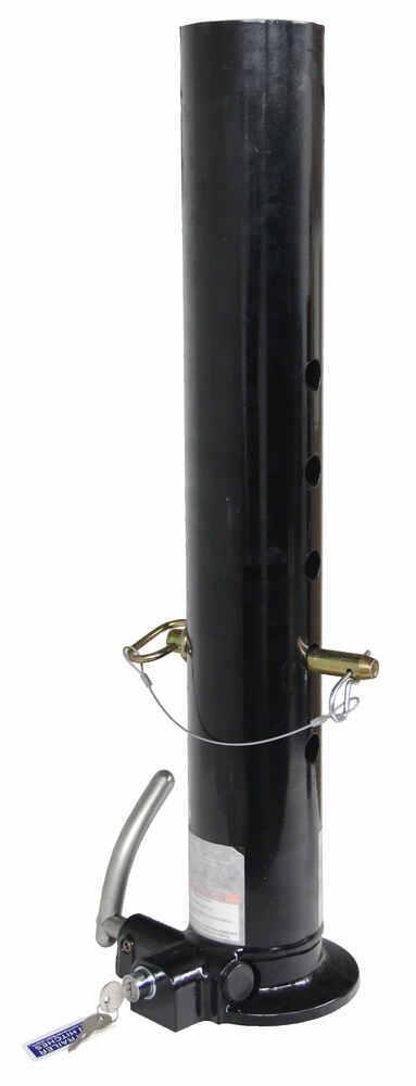 "B&W Defender Locking Gooseneck Coupler Inner Tube - Round - 2-5/16"" Ball - 25,000 lbs Auto Latch BWGNC4250"