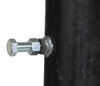 b and w gooseneck coupler round tube 2-5/16 inch ball