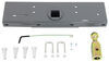Fifth Wheel Installation Kit BWGNRK1016-5W - Below the Bed - B and W