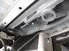 Custom Underbed Installation Kit for B&W Companion 5th Wheel Trailer Hitches Below the Bed BWGNRK1016-5W on 2016 GMC Sierra 2500