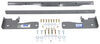 B and W Below the Bed Fifth Wheel Installation Kit - BWGNRK1016-5W