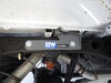 B and W Removable Ball - Stores in Hitch Gooseneck Hitch - BWGNRK1016 on 2016 Chevrolet Silverado 2500
