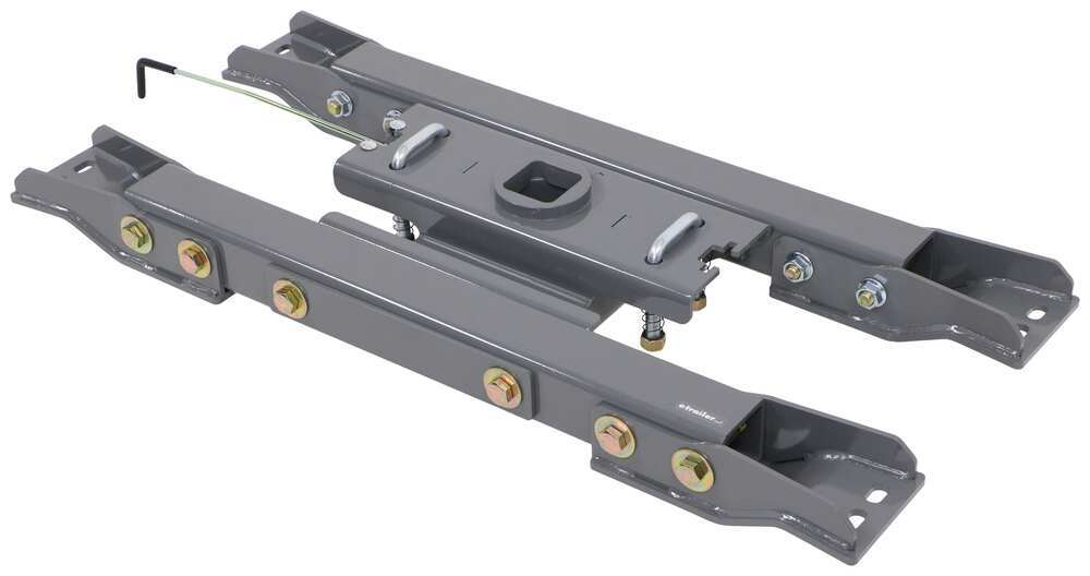 B and W Below the Bed Fifth Wheel Installation Kit - BWGNRK1020-5W