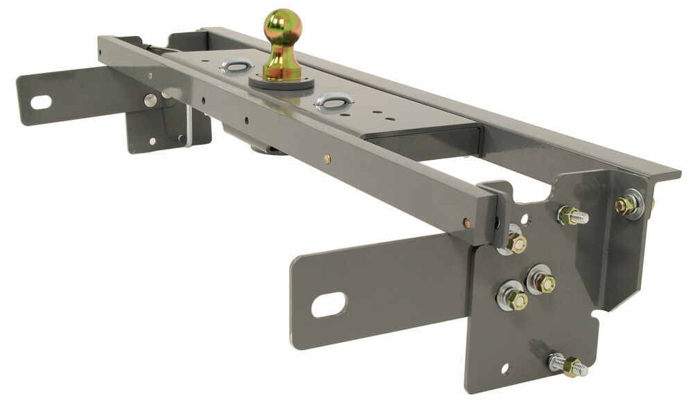 BWGNRK1059 - Manual Ball Removal B and W Gooseneck Hitch