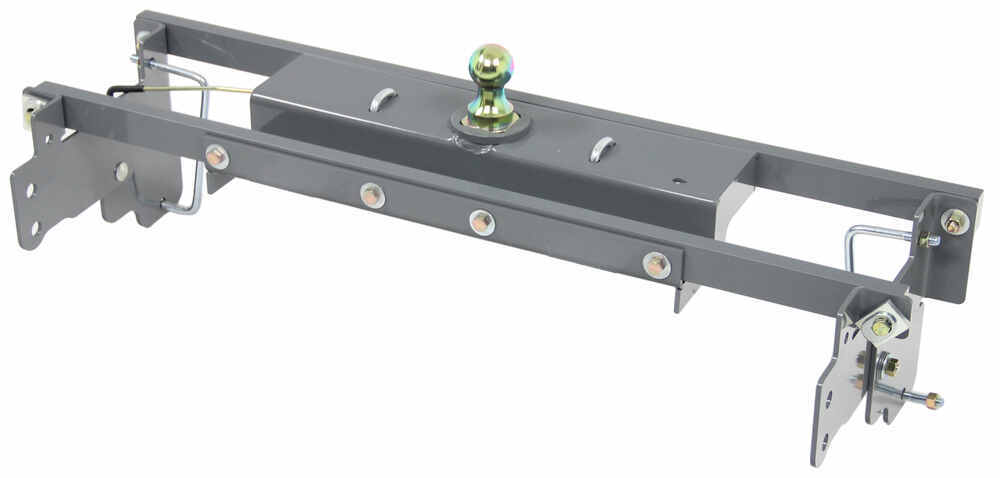 Gooseneck Hitch BWGNRK1062 - Removable Ball - Stores in Hitch - B and W