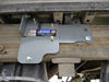 B and W Removable Ball - Stores in Hitch Gooseneck Hitch - BWGNRK1062 on 2004 Chevrolet Silverado