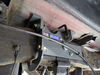 B and W 2-5/16 Hitch Ball Gooseneck Hitch - BWGNRK1108 on 2008 Ford F-250 and F-350 Super Duty