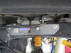 2012 ford f-250 and f-350 super duty gooseneck hitch b w below the bed 2-5/16 ball on a vehicle