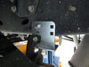 2012 ford f-250 and f-350 super duty gooseneck hitch b w manual ball removal removable - stores in bwgnrk1111