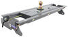 B&W Turnoverball Underbed Gooseneck Trailer Hitch w/ Custom Installation Kit - 30,000 lbs Manual Ball Removal BWGNRK1115