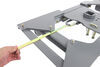 Gooseneck Hitch BWGNRK1116 - Wheel Well Release - B and W