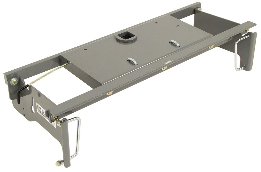 Custom Underbed Installation Kit for B&W Companion 5th Wheel Trailer Hitches Below the Bed BWGNRK1308-5W