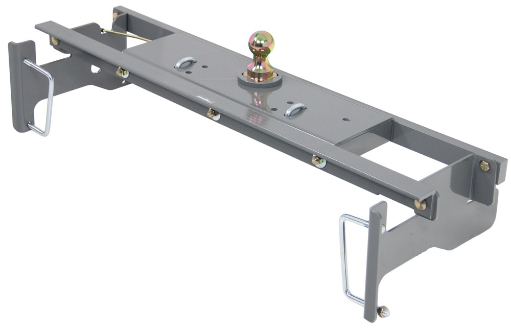 B and W Removable Ball - Stores in Hitch Gooseneck Hitch - BWGNRK1313