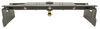 B&W Turnoverball Underbed Gooseneck Trailer Hitch w/ Custom Installation Kit - 30,000 lbs 30000 lbs GTW BWGNRK1316