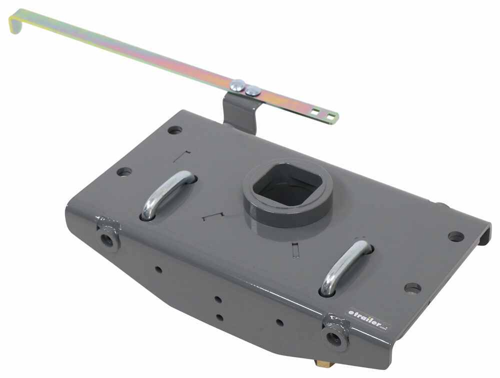 BWGNRK1320-5W - Below the Bed B and W Fifth Wheel Installation Kit
