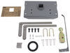 Fifth Wheel Installation Kit BWGNRK1384-5W - Below the Bed - B and W