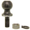b and w trailer hitch ball 2-5/16 inch diameter bwhb94001