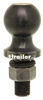 b and w trailer hitch ball 1 inch diameter shank