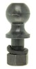 Trailer Hitch Ball BWHB94004 - 2-1/2 Inch Shank Length - B and W