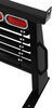 B and W Louvered Headache Rack - BWPUCP7501BA