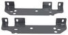 B&W Custom Installation Kit w/ Base Rails for 5th Wheel Trailer Hitches Above the Bed BWRVK2401