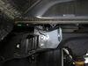 B&W Custom Installation Kit w/ Base Rails for 5th Wheel Trailer Hitches Above the Bed BWRVK2505 on 2020 Chevrolet Silverado 3500