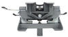 B&W Companion Flatbed Gooseneck-to-5th-Wheel Trailer Hitch Adapter - Dual Jaw - 22,000 lbs Connects to Gooseneck Hole BWRVK3050