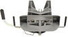 B and W 16 - 19 Inch Tall Fifth Wheel Hitch - BWRVK3200