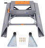 B&W Companion 5th Wheel Trailer Hitch w/ Slider - Dual Jaw - 20,000 lbs Hitch Only BWRVK3400-5W