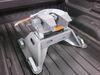 B and W Fixed Fifth Wheel - BWRVK3705 on 2019 Chevrolet Silverado 3500
