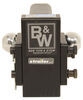 b and w trailer hitch ball mount adjustable class iv 7500 lbs gtw
