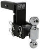 BWTS10037B - Class IV,10000 lbs GTW B and W Trailer Hitch Ball Mount