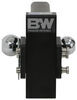 B and W Steel Ball Trailer Hitch Ball Mount - BWTS10037B