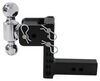 B and W Trailer Hitch Ball Mount - BWTS10037BB