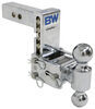 B and W Trailer Hitch Ball Mount - BWTS10037C