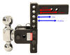 Trailer Hitch Ball Mount BWTS10040B - Class IV,10000 lbs GTW - B and W