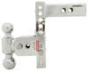 Trailer Hitch Ball Mount BWTS10040C - Fits 2 Inch Hitch - B and W