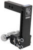 BWTS10043B - Class IV,10000 lbs GTW B and W Adjustable Ball Mount