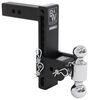 B and W Trailer Hitch Ball Mount - BWTS10043B