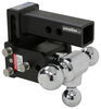B and W Trailer Hitch Ball Mount - BWTS10047B