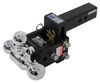 b and w trailer hitch ball mount adjustable class iv 10000 lbs gtw