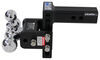B and W Class IV,10000 lbs GTW Trailer Hitch Ball Mount - BWTS10048BB