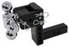 B and W Trailer Hitch Ball Mount - BWTS10048BB