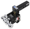 BWTS10048BB - Class IV,10000 lbs GTW B and W Trailer Hitch Ball Mount