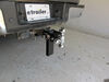 B and W Three Balls Trailer Hitch Ball Mount - BWTS10049B on 2012 Ford F-150