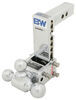 BWTS10049C - Class IV,10000 lbs GTW B and W Trailer Hitch Ball Mount