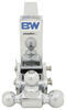 """B&W Tow & Stow 3-Ball Mount - 2"""" Hitch - 7"""" Drop, 7-1/2"""" Rise - 10K - Chrome Drop - 7 Inch,Rise - 7-1/2 Inch BWTS10049C"""